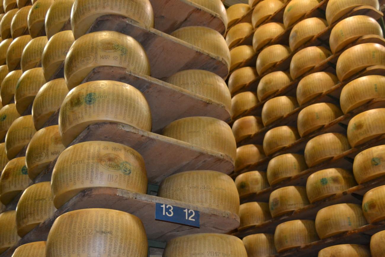 Parmesaanse kaas - Bijzonder Uit Eten