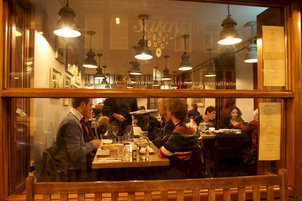 Turks restaurant amsterdam saray for Turks restaurant amsterdam