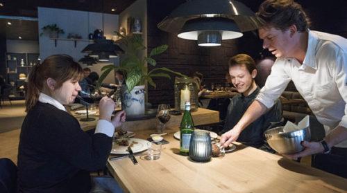 Nieuws restaurant SPUI76 Spakenburg