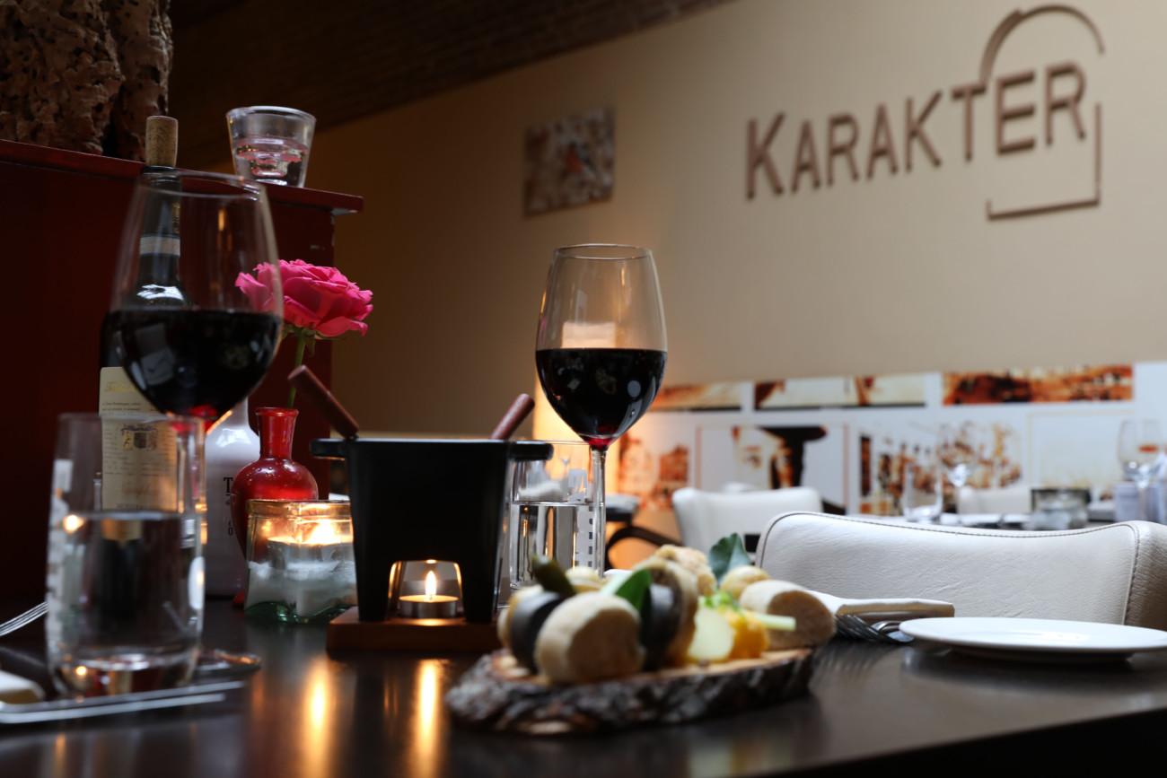 Biologisch Restaurant Karakter Rotterdam