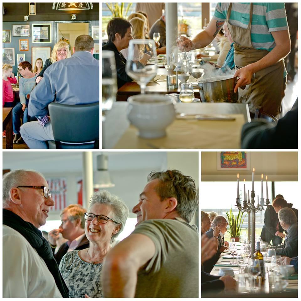 Brasserie de Rotterdammer - Rotterdam Botlek