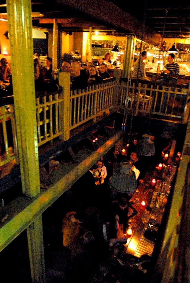 Café Restaurant Het Pakhuis Groningen