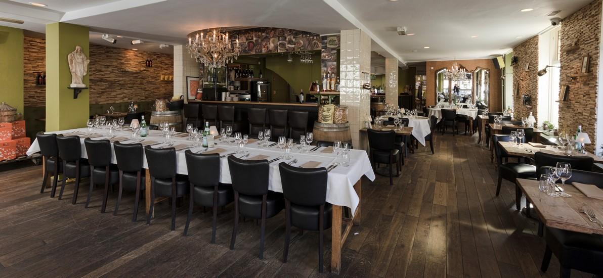 Italiaans Restaurant Aandacht voor Eten