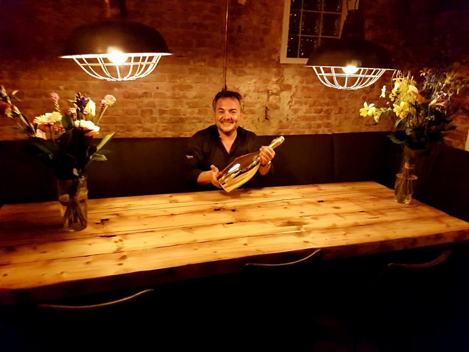 Italiaans Restaurant Luca in Haarlem