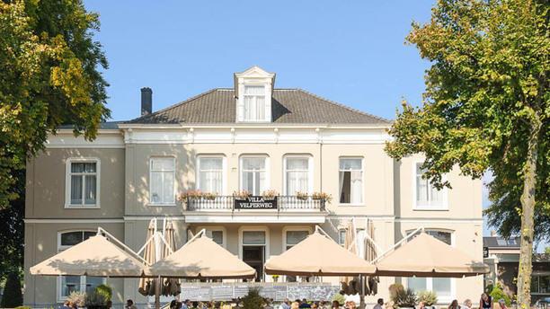Restaurant Villa Velperweg Arnhem