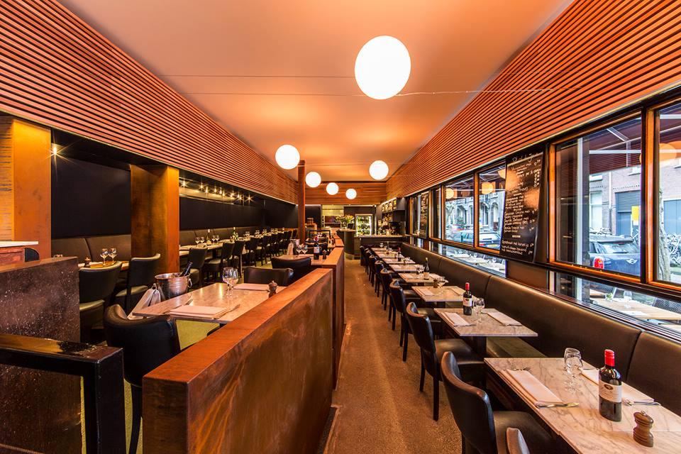 Visrestaurant Brasserie Bark Amsterdam - Museumplein