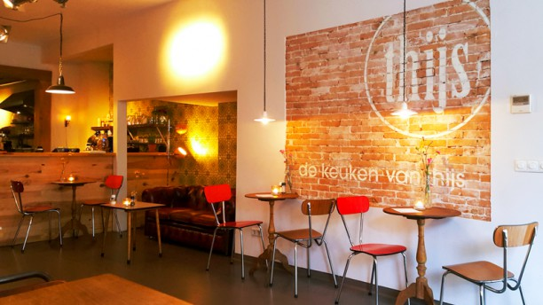 Keuken Van Thijs : Lunchroom utrecht de keuken van thijs bijzonder uit eten