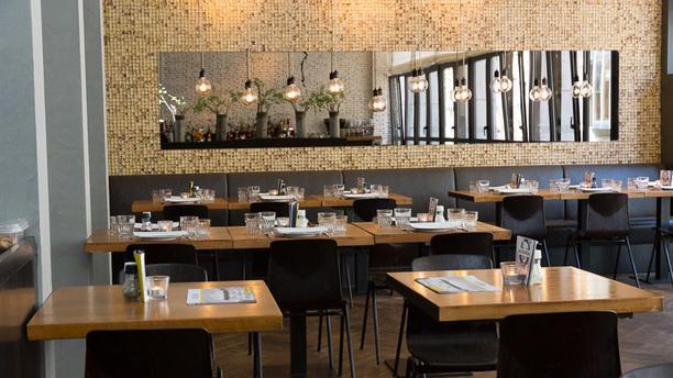 Restaurant De Rechtbank in Utrecht