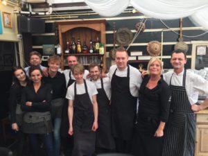 Team Restaurant Het Hert Naarden Vesting