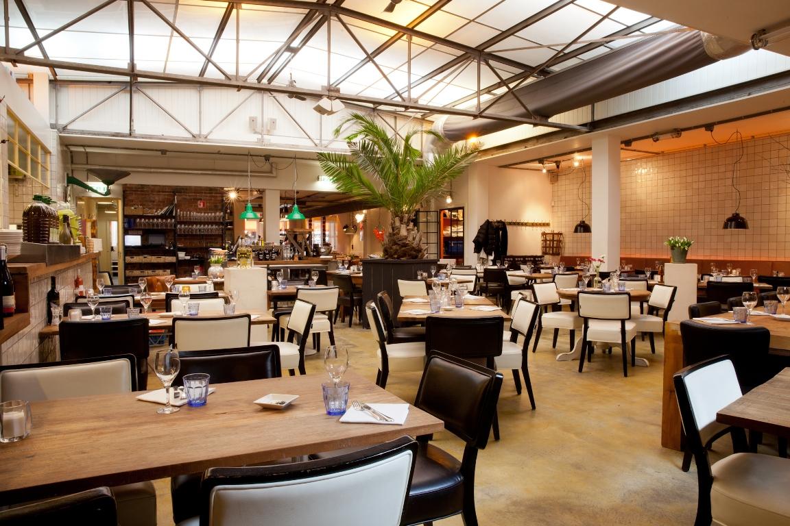 Restaurant Utrecht: Vis & Meer Utrecht
