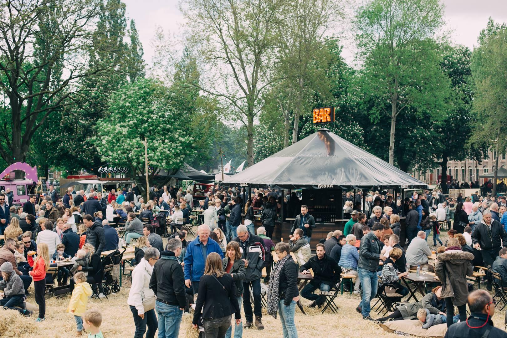 Food Festival Eten op Rolletjes Ede