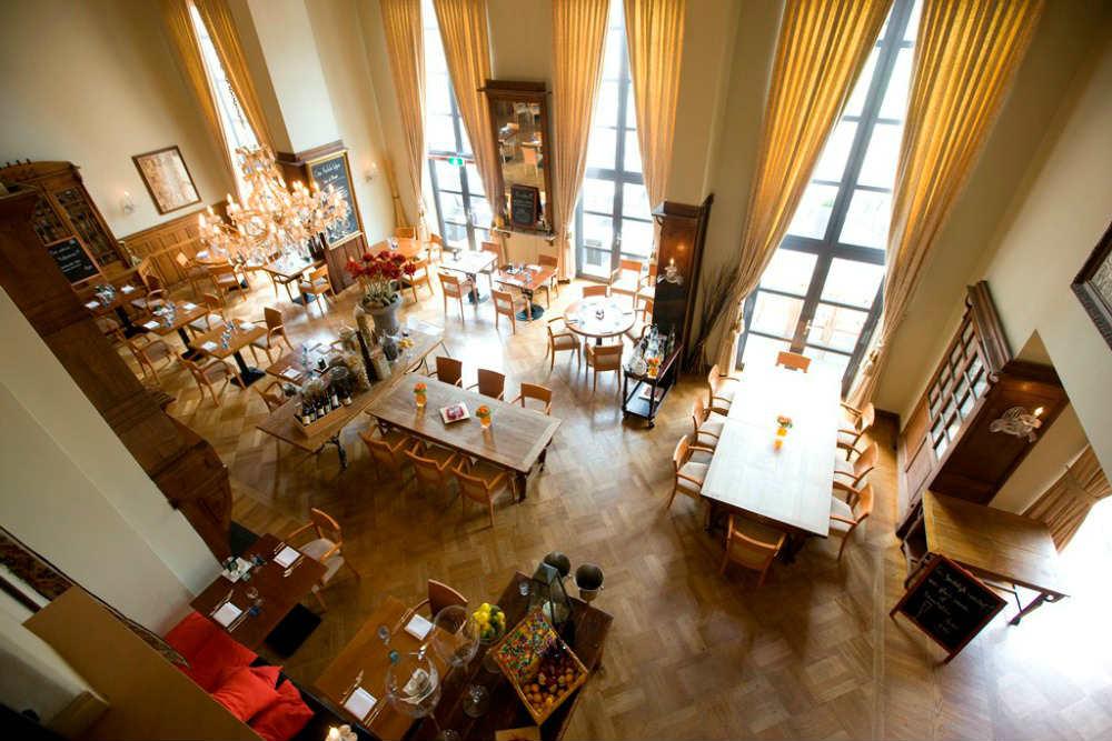 Restaurant de Gouverneur in De Heerlickheijd van Ermelo