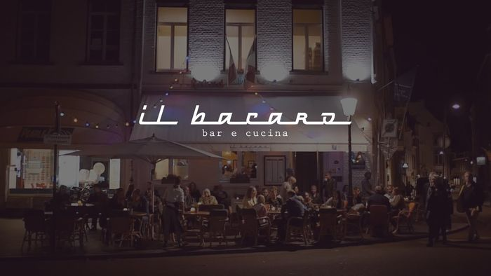 Italiaans restaurant maastricht il bacaro bar e cucina - Terras arrangement ...