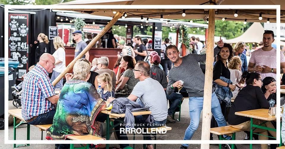 Rrrollend Gouda - Foodtruck Festival