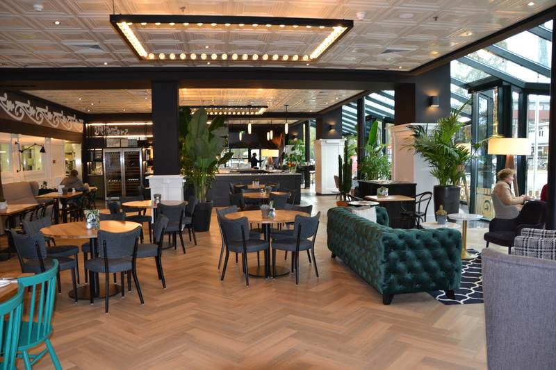 Grand Cafe Figi in Zeist Utrecht