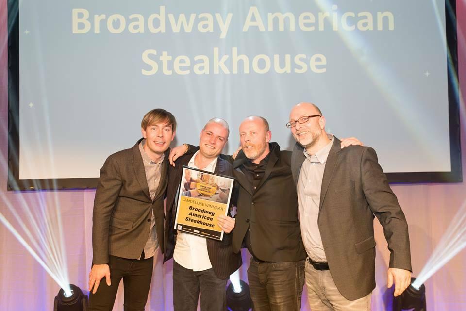 American Steakhouse Broadway Leukste restaurant van Nederland
