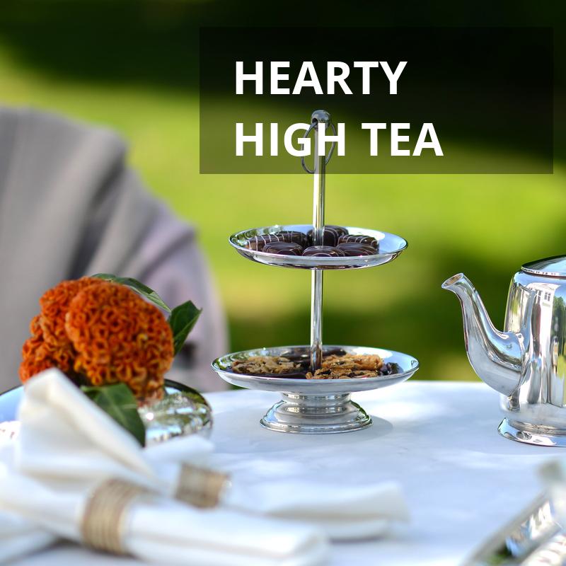High Tea adresjes op Bijzonder Uit Eten
