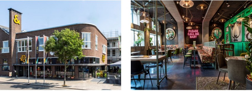 Restaurant Stan & Co Zeist