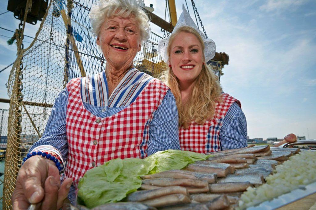 Hollandse Nieuwe - Nederlands Visbureau