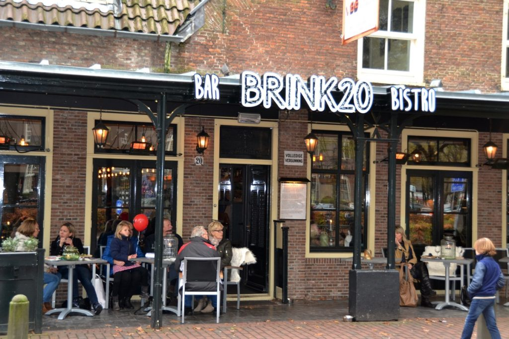 Restaurant Laren - Brink20 Bar en Bistro