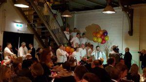 Opening Gala van Les Patrons Cuisiniers