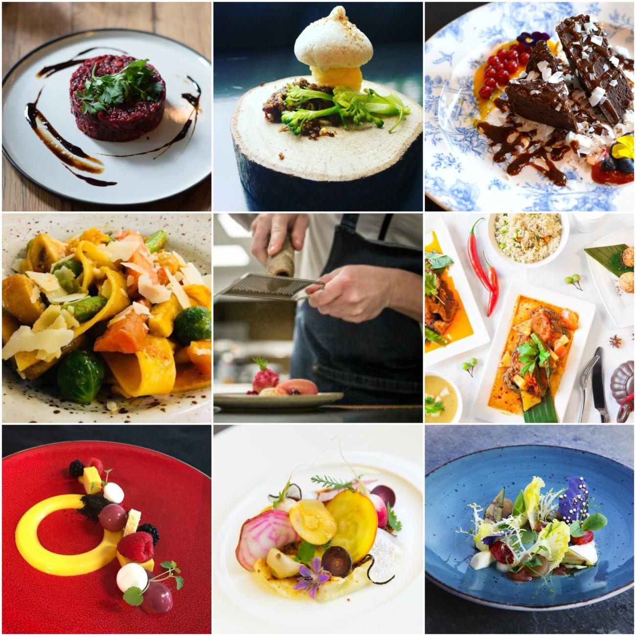 Veganistische Restaurantweek 2019