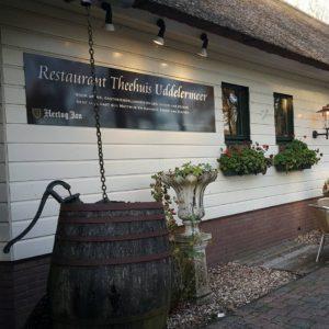 Restaurant Theehuis Uddelermeer - Uddel (Ermelo)