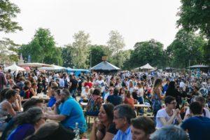 Foodfestival Eten op Rolletjes 2019