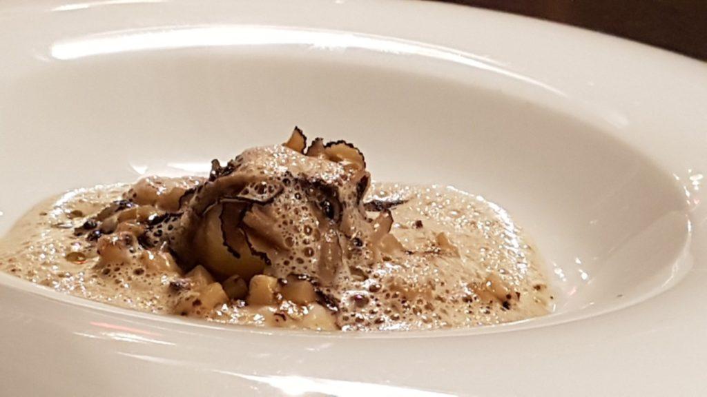Truffel eitje Restaurant OpBuuren Maarssen
