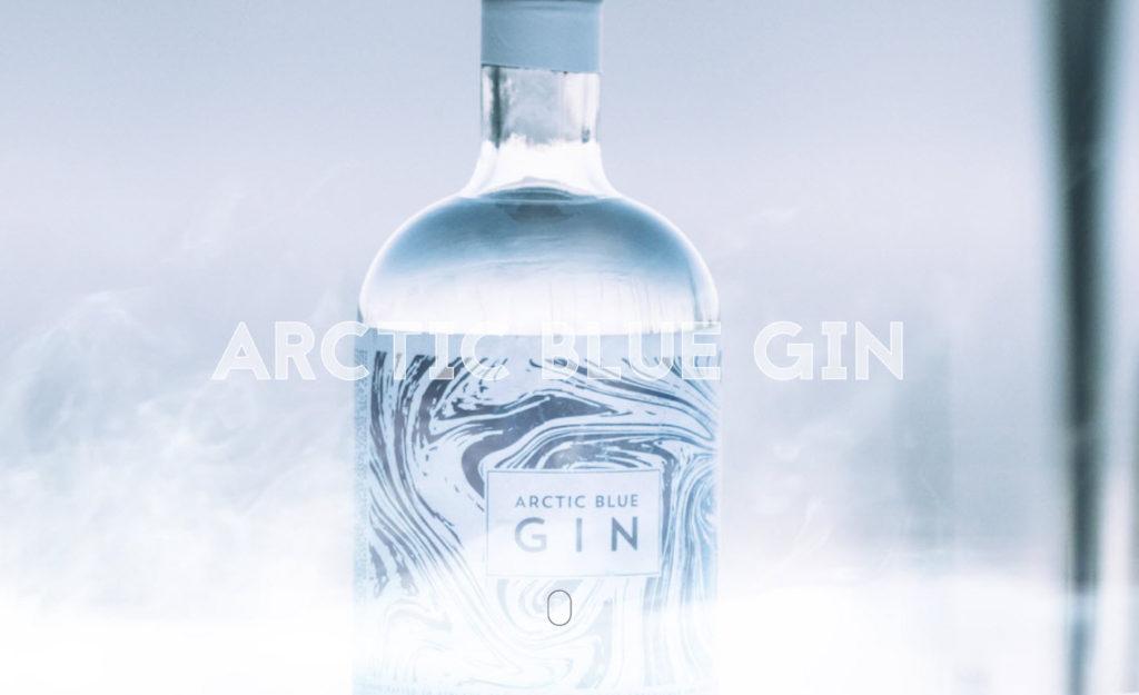 Arctic Blue Gin Popup op de Noordpool