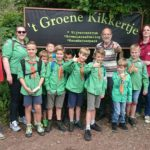 Kinderfeestje RanaNatuurpark Dreischor Zeeland