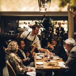 Restaurant Brasserie Carstens Amsterdam