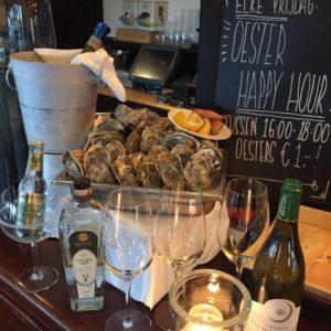Restaurant Brasserie Zomerlust Zwijndrecht oesters