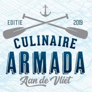 Vlietdagen 2019 culinair varen met Savarin Rijswijk