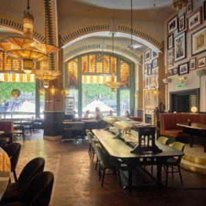 Cafe Americain - Americain Hotel Amsterdam