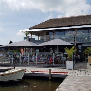 Restaurant Grou - Theehuis met terras aan het Pikmeer