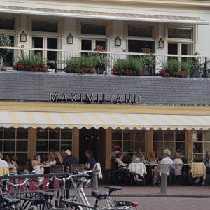 Restaurant Maximiliano Laren - Italiaans Restaurant