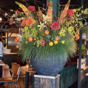 Restaurant Moeke Rhenen - terras aan de Nederrijn
