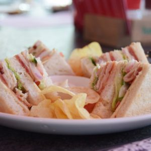 Club sandwich Restaurant Moeke Rhenen Utrecht