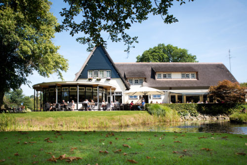 Restaurant Het Witte Huis Olterterp (Beetsterzwaag) Friesland