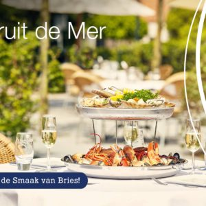 Restaurant Brasserie Bries Renesse Fruit de Mer