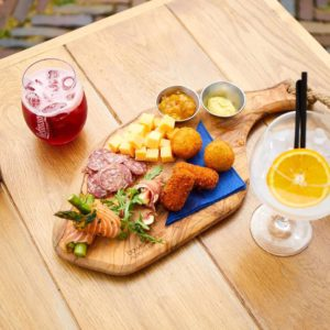 Restaurant Meiden van de Molen Spijkenisse - Borrel