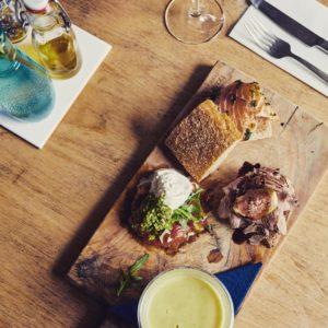 Restaurant Meiden van de Molen Spijkenisse - Broodplankje