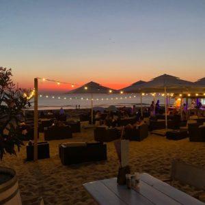 Restaurant Meijer aan Zee Zandvoort - avond