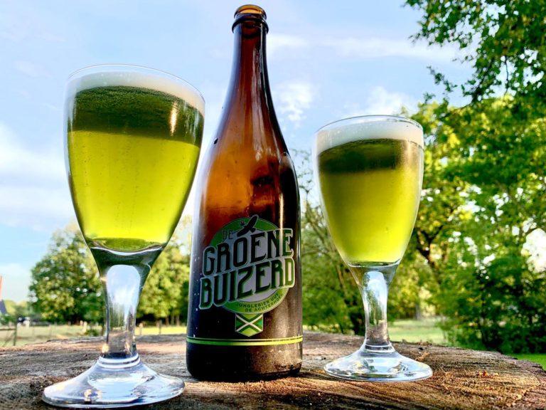 Cannabisbier De Groene Buizerd