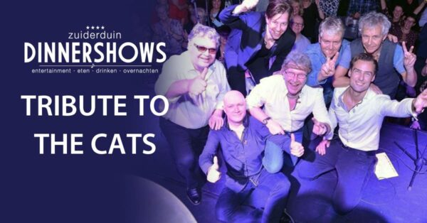 Dinnershow Tribute To The Cats Hotel Zuiderduin