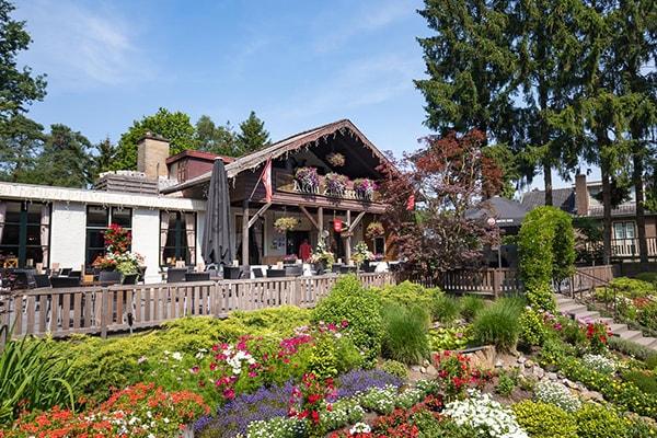 Pannenkoeken restaurant Driebergen Rijssenberg Klein Zwitserland
